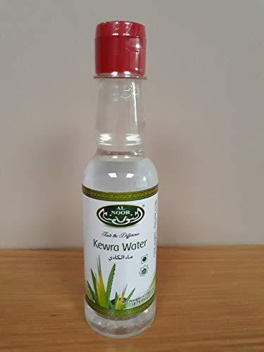 KEWRA Pandanus laat water smaakstof voor snoep, woestijnen, dranken – vervaldatum 03/2022 Alnoor-260 ml