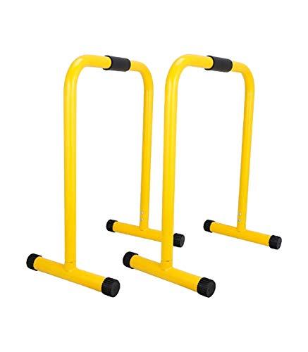 Riscko Wonduu Barras Paralelas Ajustables para Entrenamiento | Push Up Bars de inmersión