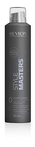 STYLE MASTERS Glamourama Shine Spray, 300 ml, Haarspray für ein Glamour-Finish, Stylingprodukt mit leichter Formel, Haarstyling für natürlichen Glanz ohne zu beschweren