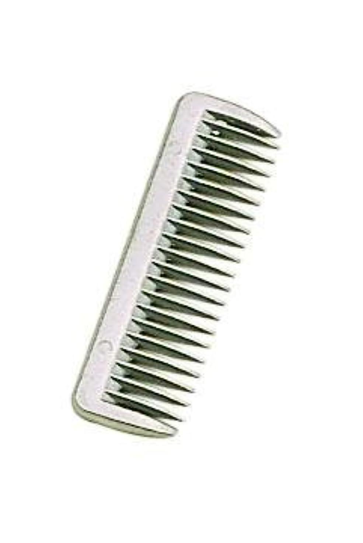 ボランティア喉が渇いた柱Perri's Aluminum Pulling Comb, Aluminum, One Size [並行輸入品]
