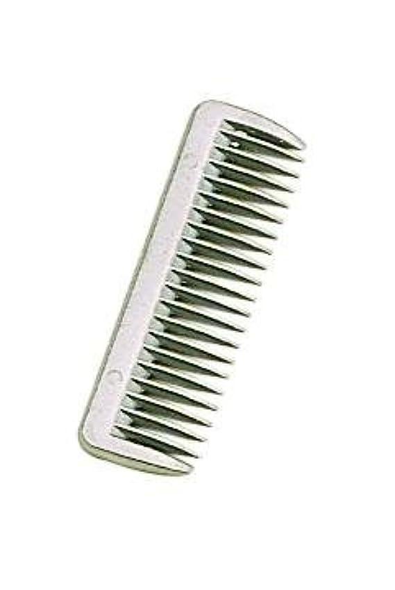 メキシコはず多様体Perri's Aluminum Pulling Comb, Aluminum, One Size [並行輸入品]