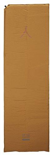 GRAND CANYON Cruise 3.0 MP – colchoneta aislante hinchable, 185 x 55 x 3 cm, naranja, 305022