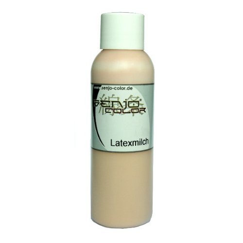 Senjo Color Latex Liquid Gummimilch hautfarben 250ml