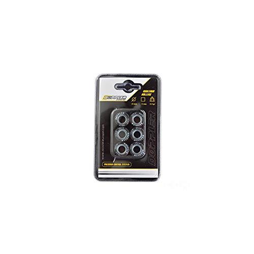 Motodak Roll/Rollschuhe, Doppler Maxi Scooter, 20 x 12 10,5 g (x6) Adapt. 125 Xmax/Majesty/Cygnus/Flame