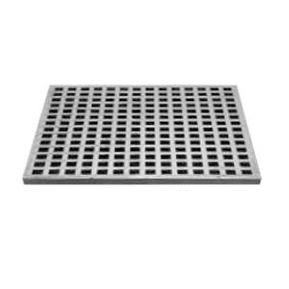 ビタミン化学流カネソウ 鋳鉄製みぞ蓋 格子タイプ 正方形 450角×H25mm メーカー直送 代引不可 GA-450kakuH25