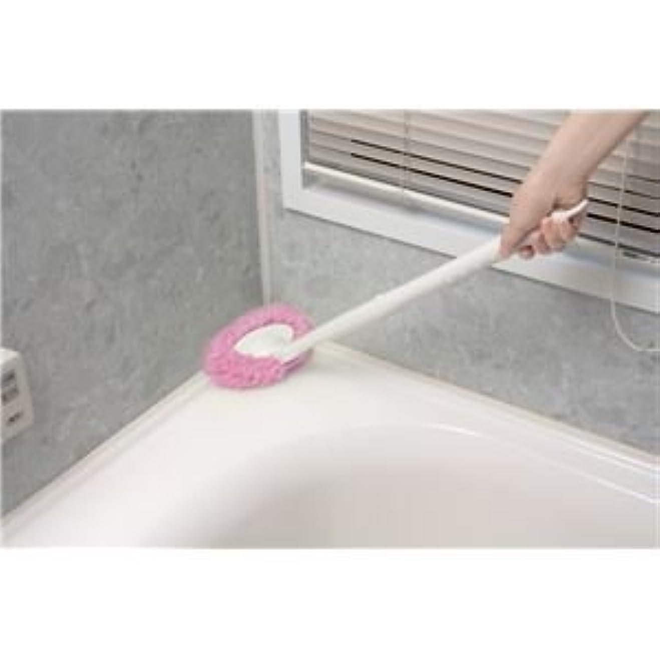 焦がす一部ピットサンコー お風呂びっクリーナーPI (BO-50) ピンク