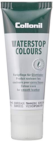 Collonil Waterstop Colours Schuhcreme bordeaux-mahagoni, 75 ml