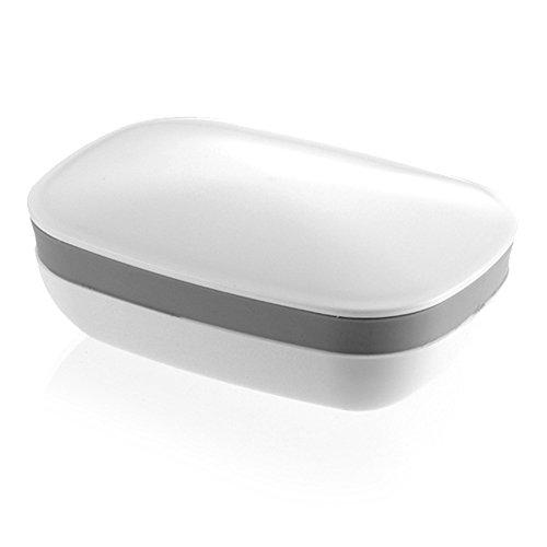 Richell Ha Yule soap box angle white (japan import)