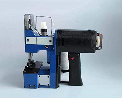 WDSZXH Máquina de Coser de la Bolsa de Mano Portátil Portátil Electric Tejido sellador sellador de la máquina para Tejido de plástico/Bolsa de Papel/de Papel-plástico Bolsa de Compuesto/Bolsa de