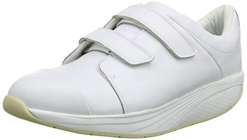 MBT ZENDE M, Zapatillas de Trabajo para Hombre, Blanco (16), 43 EU