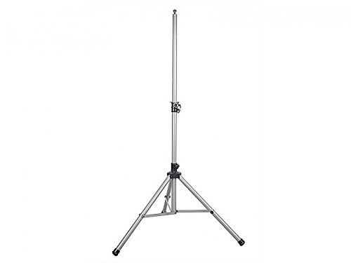 OutTrade Heizung Tripod IP65 Golden Tube, Silber, 45 x 5 x1 97 cm