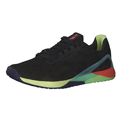 Reebok Nano X1, Zapatillas Deportivas Mujer, Negro/NGHBLK/DIGGLW, 40 EU