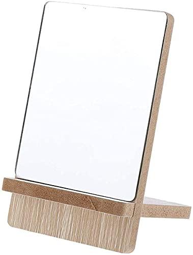 LYQQQQ Moderno Y Elegante Espejo Compacto Desmontable De Pie Espejo De Afeitado For Baño De Baño Viaje HD Espejo De Maquillaje De Espejo 16 X 10 Cm /