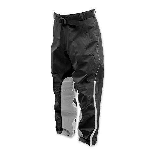 Frogg Toggs Men's Toadskinz Reflective Black Rain Pants NTH85106-01-2XL