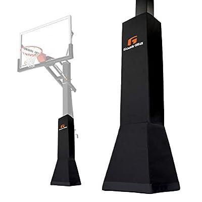 B2607W Goalrilla Deluxe Basketball Pole Pad