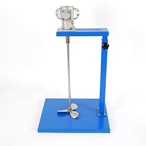 1/8 HP 20L 5 Gallon Pneumatic Paint Mixer Air Agitator Anti-Explosion Ink Coating Mixing Machine Blender USA Stock