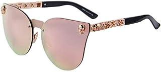 نظارات شمسية من ميريز مع عدسات راي مضادة للضرر من البولي كربونات