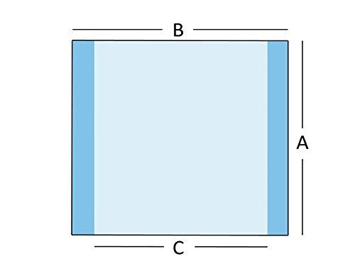Gima 23628 toalla para grabado, estériles, 40 x 50 cm,