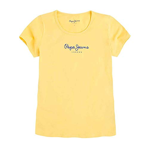 Pepe Jeans New Virginia - Camiseta de manga corta para mujer