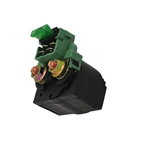 MNWYMCMFRelé de solenoide de Arranque de Piezas eléctricas de Motocicleta,para KAZUMA 500CC...
