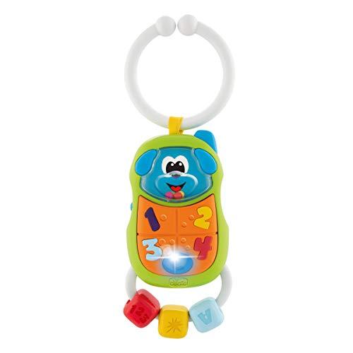 Chicco Sonajero para bebés, Multicolor (00009708000000), 3