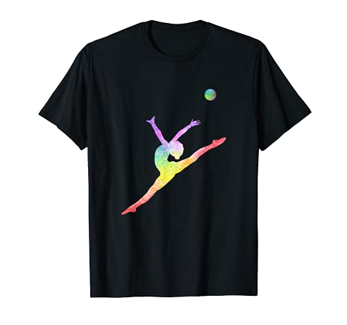 Pelota de gimnasia rítmica RSG Camiseta