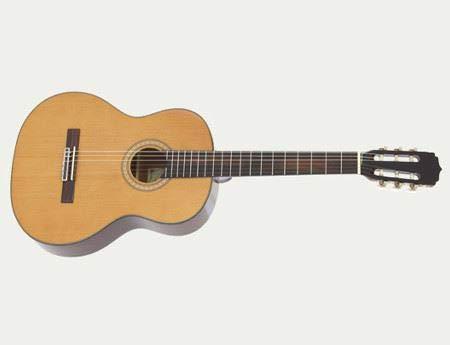 ARIA AK 25 3/4 N Konzertgitarre 3/4 Größe