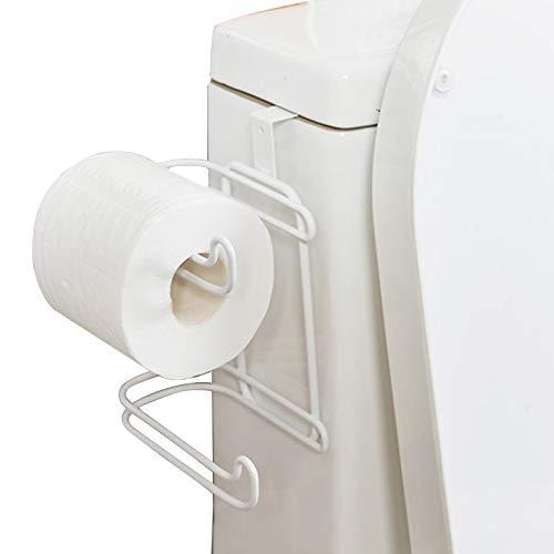 Kinshops Incroyable Durable Accessoires De Salle De Bains en Acier Inoxydable Porte-Papier Toilette Porte-Mouchoirs Rouleau Porte-Papier Bo/îte , Argent/é et Gris
