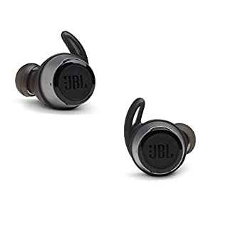 JBL REFLECT FLOW - True Wireless Earbuds, bluetooth sport headphones with microphone, Waterproof, up to 30 hours battery, charging case and quick charge (black) (B07VNBJMPZ) | Amazon price tracker / tracking, Amazon price history charts, Amazon price watches, Amazon price drop alerts