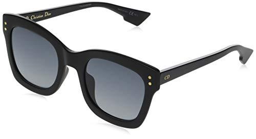 Dior DIORIZON2 9O 807 Gafas de sol, Negro (Black/Grey), 51 para Mujer