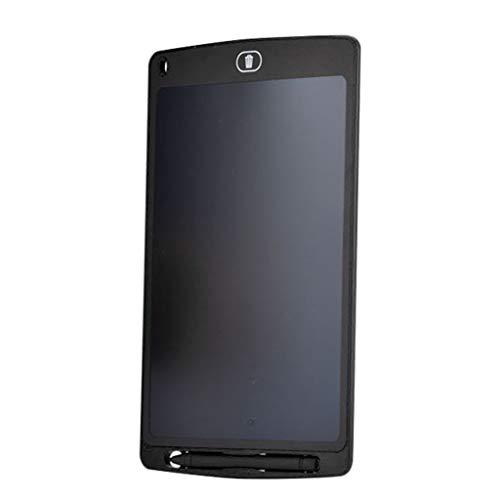 Joocyee 4.4 '' / 10 '' / 12 '' Tableta de Escritura Digital LCD Pad Tableta gráfica electrónica para niños, Tablero de Escritura LCD para niños, como se Muestra