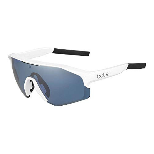 Product Image 1: bollé Sport Sunglasses Lightshifter Matte White Phantom Court