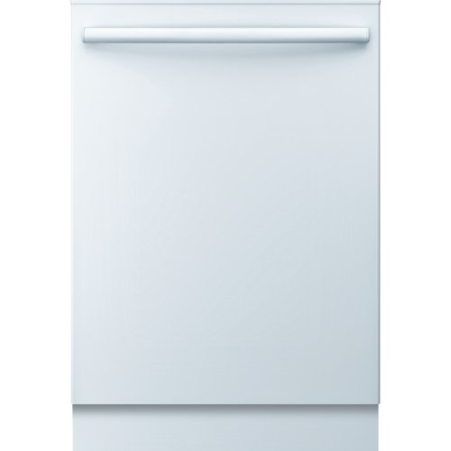 SHX3AR72UC Ascenta 24 Wide Fully Integrated Built-In Dishwasher with 6 Wash Cycles  Quiet 50 dBA  14 Place Settings  Delay Start  24/7 Overflow Leak Protection  50 dBA Silence Rating in Whit