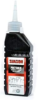 Simson Cleaning Oil 100 ml, Black