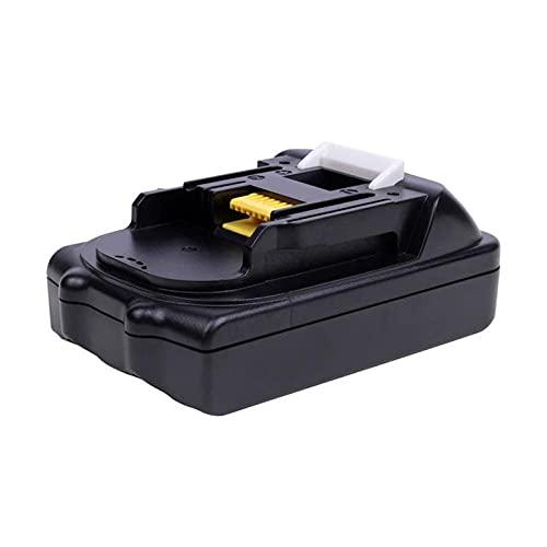 Batería de repalcio de 18V 3Ah para Makita BL1820 BL1815 BL1830 BL1840 BL1860 LXT400 Herramientas eléctricas baterías Recargables de Iones de Litio, Batería, YLLLLY-6686