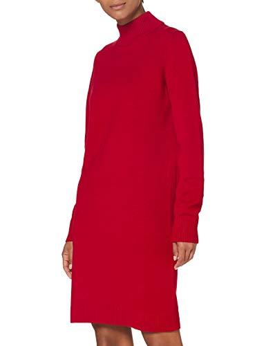 BOSS C_fabelletta Vestido Informal, Bright Red620, M para Mujer