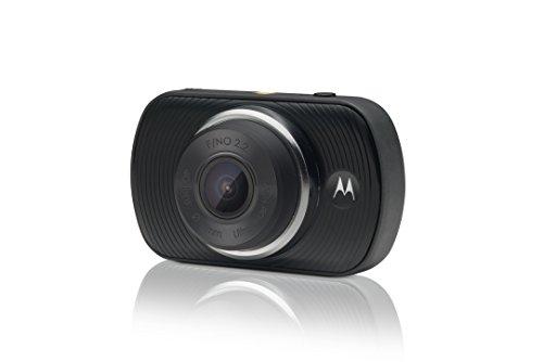 Motorola Lifestyle MDC 50 Dash Cam | Auto Dashkamera | 720P HD Video loop mit 2\'\' LCD-Display | KFZ Kamera mit G-Sensor