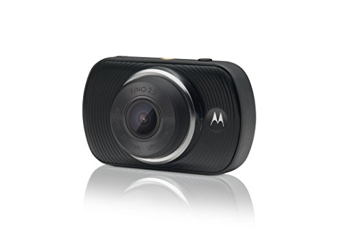 Motorola MDC 50 Dash Cam | Auto Dashkamera | 720P HD Video loop mit 2\'\' LCD-Display | KFZ Kamera mit G-Sensor