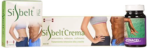 Sisbelt Cápsulas y Crema Anticelulítica - 2 Unidades