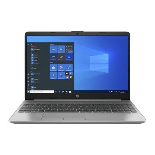 HP, Pc portatile notebook silver, Display Full HD da 15,6 , cpu Intel i3 11Th generazione, ram 8Gb, ssd m2 256Gb, windows 10 pro, computer portatile pronto all uso