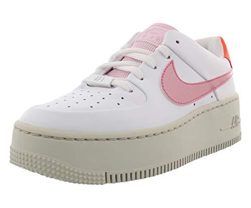 Nike Womens Af1 Sage Low Fashion Sneaker Cv3036-100 Size 8.5