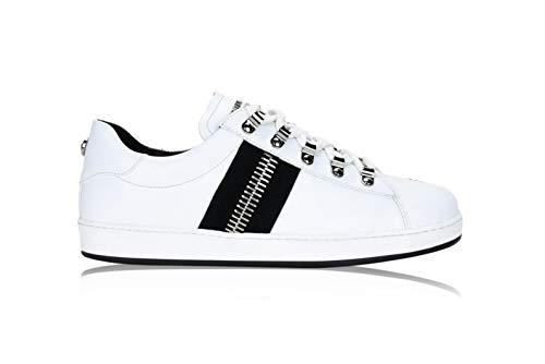Balmain 0BO Eric Sneaker Herren Men's Shoes, Weiß - Weiß - Größe: 42 EU