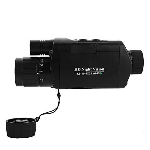 Edmend 3.5-10.5x32 WiFi Digital telescopio monocular de visión Nocturna cámara del telescopio de Dispositivos de vídeo Videocámara Cámara Digital