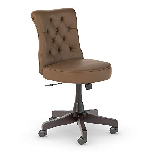 Bush Business Furniture Arden Lane Mid Back Tufted Office Chair,...