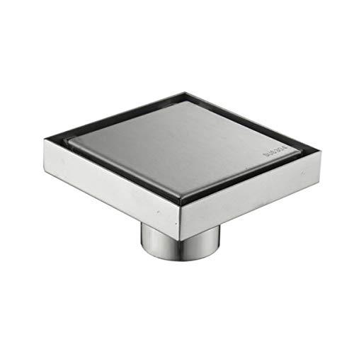Beiswin Moderne Dusche Bodenablauf Badablauf Fliesen einfügen Platz Anti Geruch Bodenablauf Grills Drain Mesh Waschbecken Sieb Dusche Haar Sieb