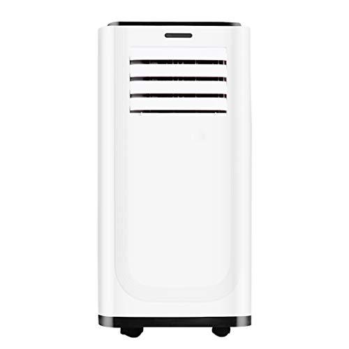 RJLI Climatizadores evaporativos Evaporativo Portátil,Enfriador De Aire con Mando A Distancia,Purificador De Aire para Viviendas Y Oficinas,Volumen De Aire: 450㎡/h,3 Velocidades,12 litros