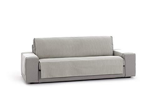 Eysa Calma Funda de sofá, Algodón, Vison, 3 PLAZAS