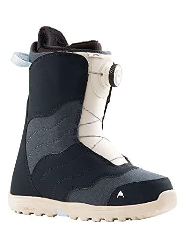 BURTON Mint BOA Womens Snowboard Boots Blues Sz 8