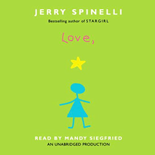Love, Stargirl cover art
