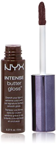 NYX PROFESSIONAL MAKEUP Intense Butter Gloss, Rocky Road, 0.27 Fluid Ounce
